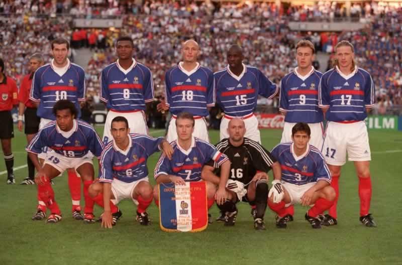 работе состав сборной франции на чм 2006 года медицинское